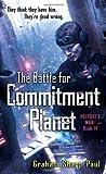 """""""Helfort's War Book 4 The Battle for Commitment Planet"""" av Graham Sharp Paul"""
