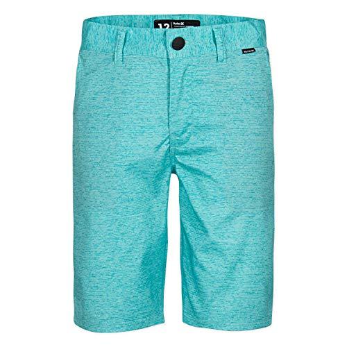 (Hurley Boys' Big Walk Shorts, Tropical Twist Stretch 8)