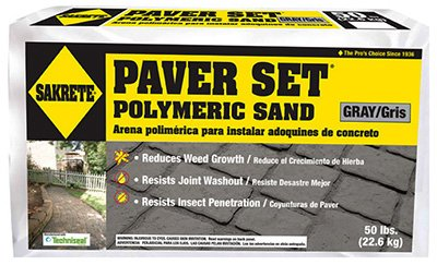 SAKRETE OF NORTH AMERICA 65300036 50 lb Polymeric Sand by Sakrete Of North America