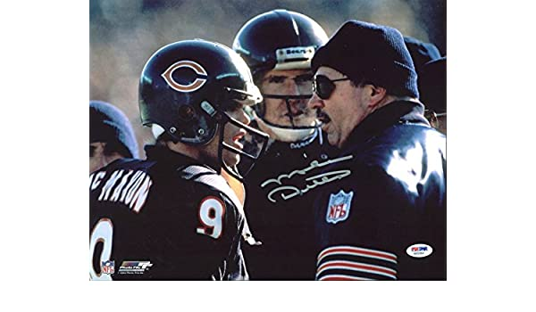 26b58462fa9 Bears Mike Ditka Authentic Signed 11X14 Photo with Jim McMahon PSA/DNA at  Amazon's Sports Collectibles Store
