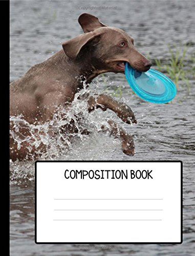 Frisbee Composition Book ()