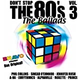 Don'T Stop the 80s Vol.3 - The Ballads