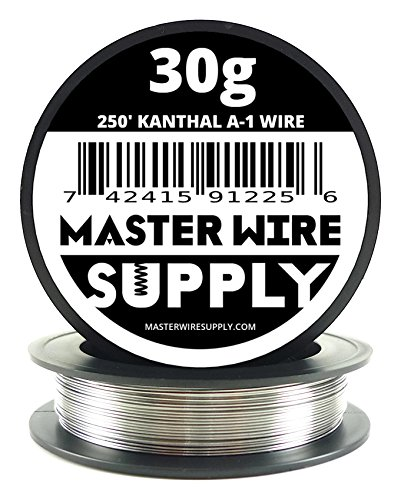 Kanthal A1 - 250 - 30 Gauge Resistance Wire