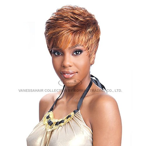 Vanessa Synthetic Hair Wig Cali SYRUP product image