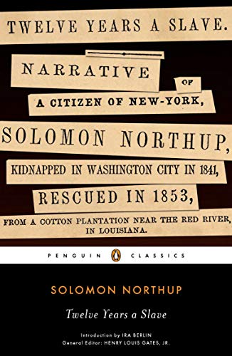 Search : Twelve Years a Slave (Penguin Classics)