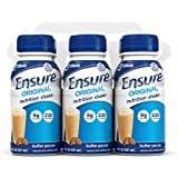 Ensure Complete Balanced Nutrition Drink, Butter Pecan, 8-Ounce (Pack of 24)