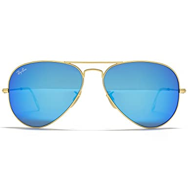 6540364b1017 Image Unavailable. Image not available for. Color  Ray-Ban RB3025 Aviator  Sunglasses ...