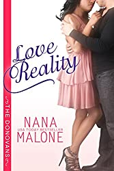 Love Reality: New Adult Contemporary Romance (The Donovans Book 2) (English Edition)