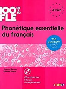"""Afficher """"Phonétique essentielle du français"""""""