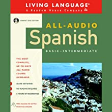 All-Audio Spanish Audiobook by  Living Language Narrated by  Living Language