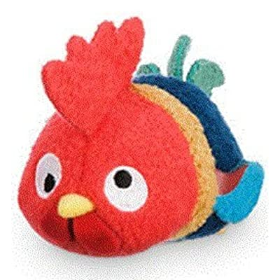 "Disney Heihei ""Tsum Tsum"" Small Plush Mini - 3 1/2 Inch (Moana Collection): Toys & Games"