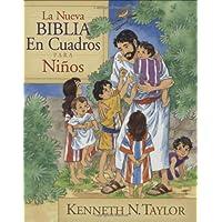 La nueva Biblia en cuadros para niños (Spanish Edition)