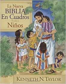 La nueva Biblia en cuadros para niños (Spanish Edition