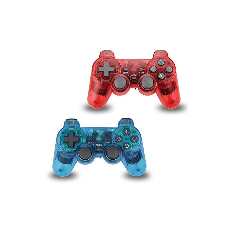 Playstation 2 Dualshock 2 Controller Compatible with Sony