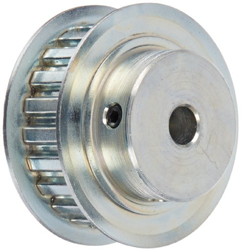 gates-pb22xl037-powergrip-steel-timing-pulley-1-5-pitch-22-groove-1401-pitch-diameter-1-4-to-3-4-bor