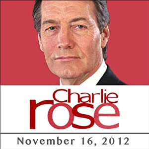 Charlie Rose: Jeff Bezos and Keira Knightley, November 16, 2012 Radio/TV Program