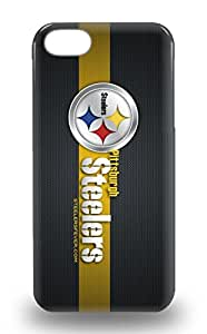 Cute High Quality Iphone 5/5s NFL Pittsburgh Steelers Logo 3D PC Soft Case ( Custom Picture iPhone 6, iPhone 6 PLUS, iPhone 5, iPhone 5S, iPhone 5C, iPhone 4, iPhone 4S,Galaxy S6,Galaxy S5,Galaxy S4,Galaxy S3,Note 3,iPad Mini-Mini 2,iPad Air )