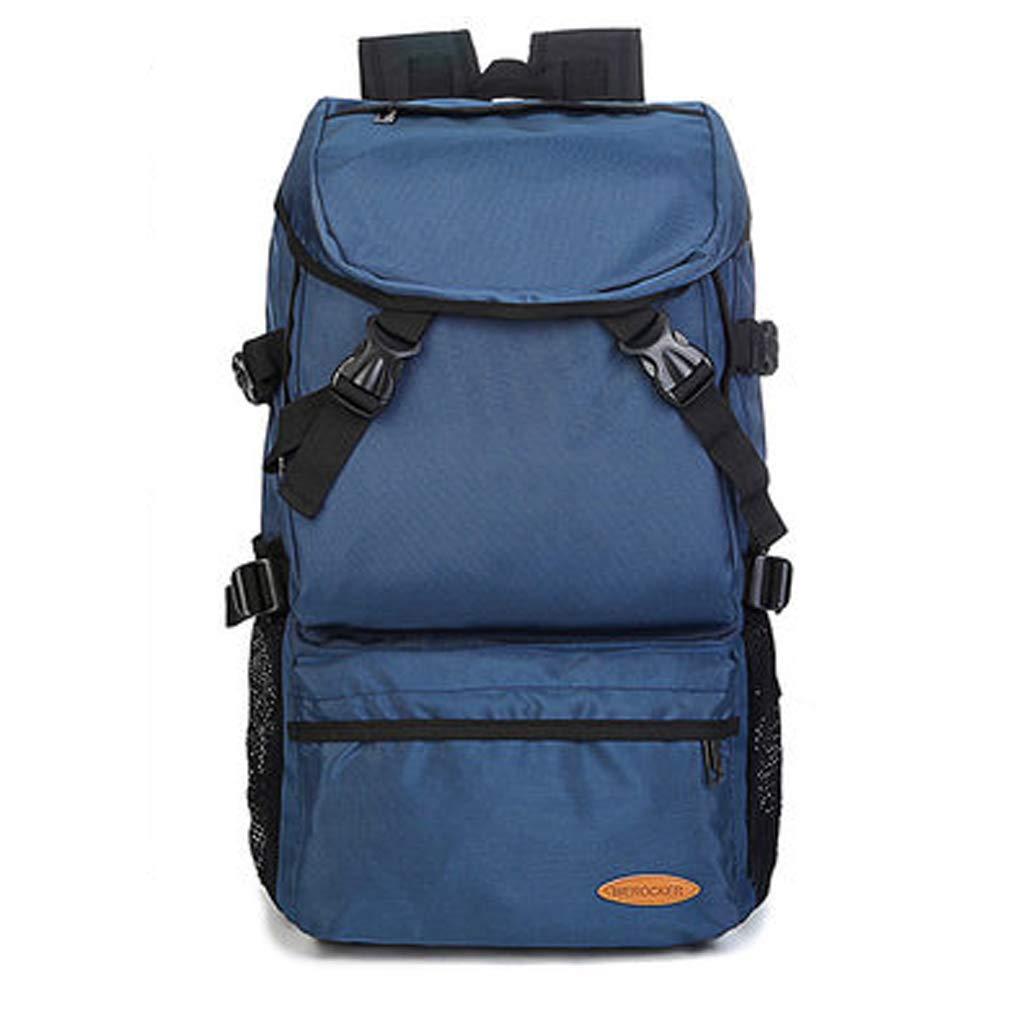 JTWJ バックパック女性大容量旅行バッグメンズアウトドア登山バッグ荷物バッグ旅行超軽量ファッションバッグ (色 : 3, サイズ さいず : 51X31X16cm) 51X31X16cm 3 B07SDLG3GR