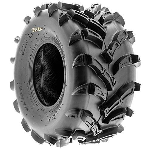 SunF ATV UTV Mud & All Terrain Tires 22x11-9 22x11x9 6 PR A024 (Set pair of 2) by SunF (Image #5)