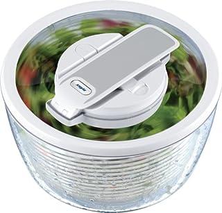 ZYLISS Smart Touch Salad Spinner, White (B0018IAGOS) | Amazon price tracker / tracking, Amazon price history charts, Amazon price watches, Amazon price drop alerts