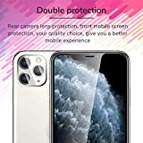 UniqueMe 2 Pack Screen Protector +2 Pack Camera