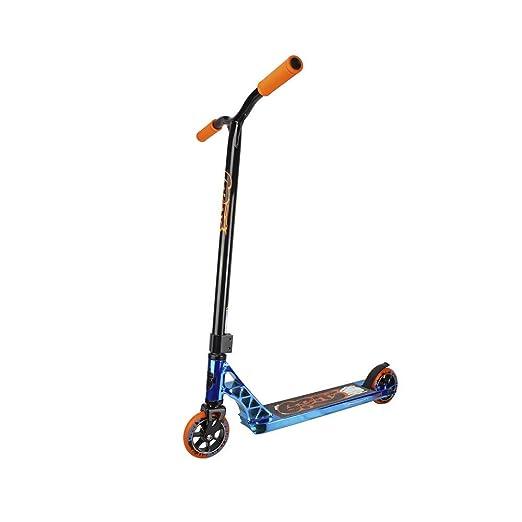 Amazon.com: Grit Fluxx Pro Scooter (azul vapor/negro ...