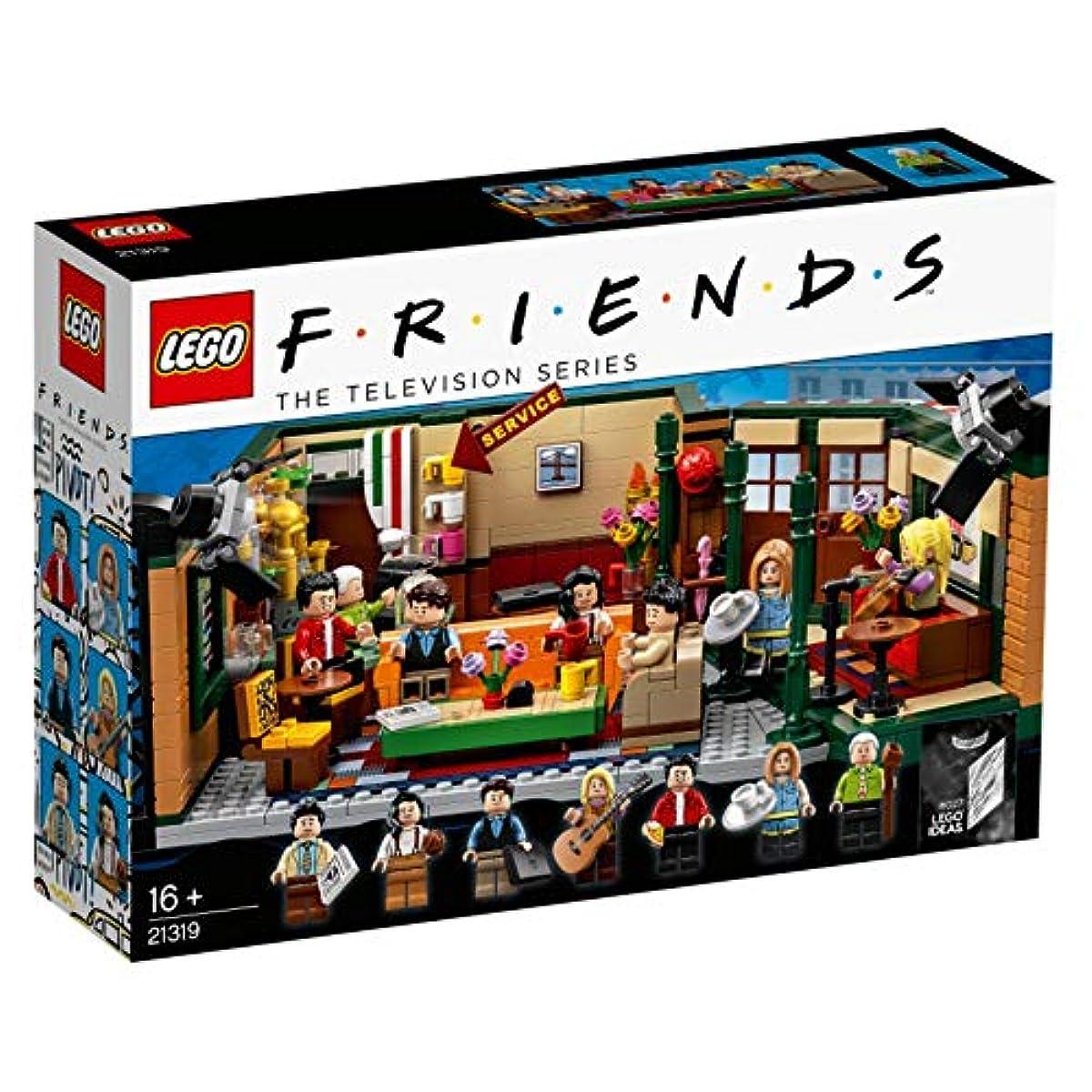 [해외] 레고 LEGO 아이디어 센트럴 파크 프렌즈(FRIENDS) 21319