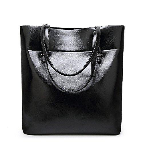 de loisirs femme bandoulière bandoulière Pack sac loisir Capacity à Noir pour Nouveau Gwqgz Noir à pour Sac Xiekua Large vPwCxFq