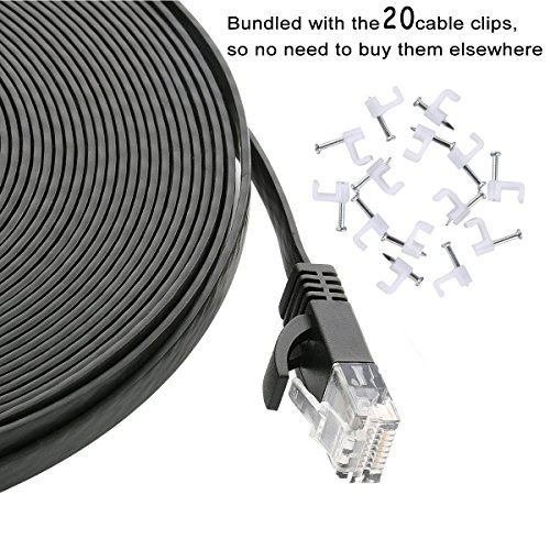 Buy cat6 cable 75ft black