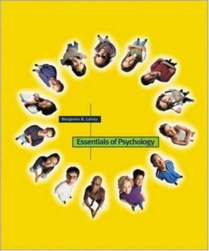 Essentials of Psychology W/Making the Grade CD-ROM