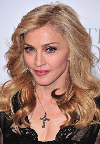 Madonna In Attendance For Truth Or Dare By Madonna Eau De Parfum Launch MacyS Herald Square Department Store New York Ny April 12 2012 Photo By Gregorio T BinuyaEverett Collection ()
