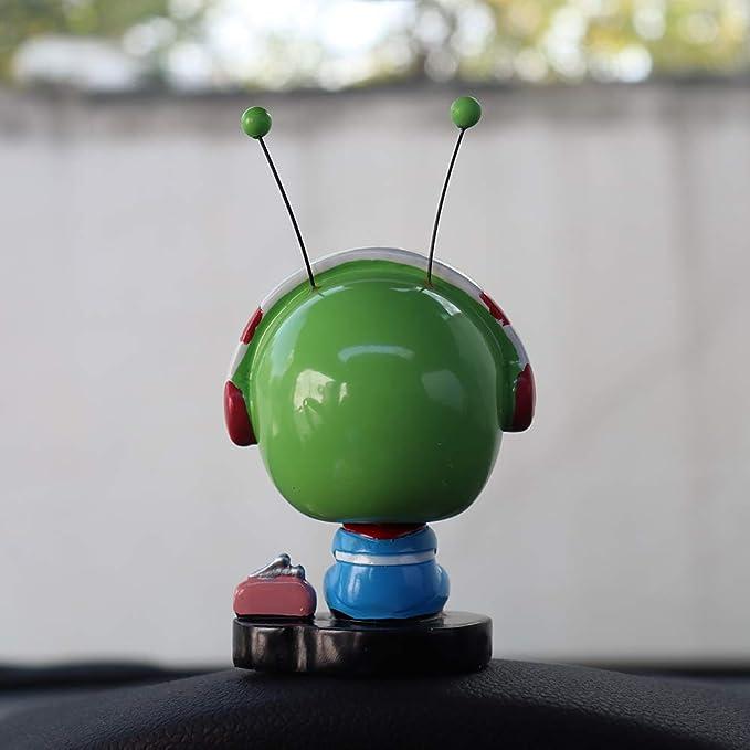 Adorno de muñeco cabezón de babosa para coche, de Inebiz ...