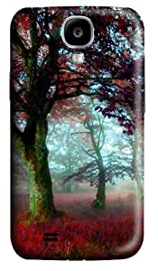 The Mist Among The Trees Custom Samsung Galaxy S4 I9500 Case Cover ¨C Polycarbonate