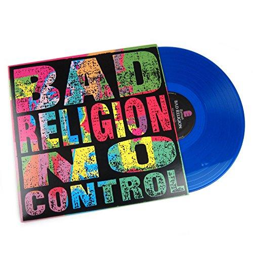Bad Religion: No Control (Colored Vinyl) Vinyl LP (Bad Religion No Control)