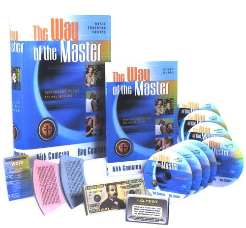 The Way of the Master: Basic Training Course : Seek and Save the lost the way Jesus did by Kirk Cameron (30-May-2006) Hardcover