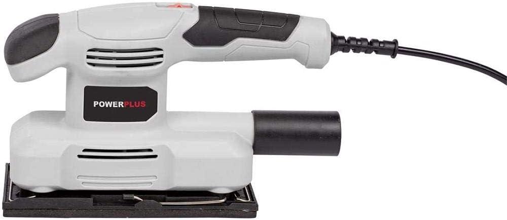 PowerPlus POWC40100 POWC40100-Lijadora Orbital 150 W