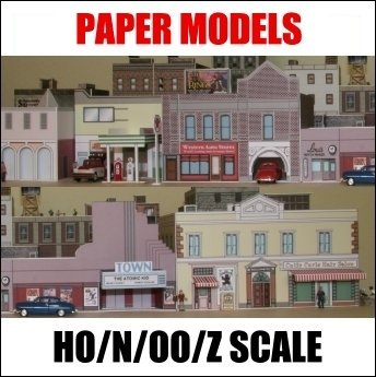 150-paper-model-buildings-cd