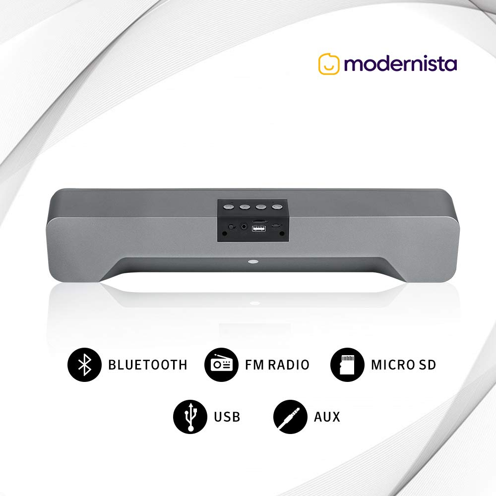 Modernista Maestro Bar 20W Bluetooth Soundbar: Specs, Features, And Price