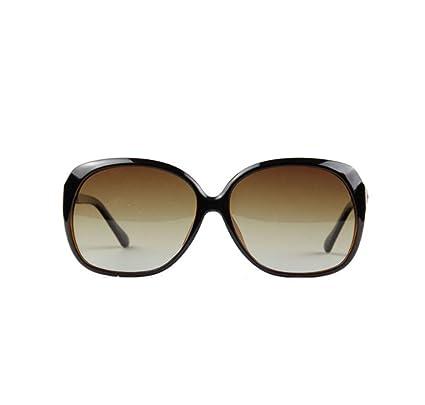 Tendencia Pura Y Elegante De Gafas De Sol De Marco Polarizado De Las Mujeres,C2