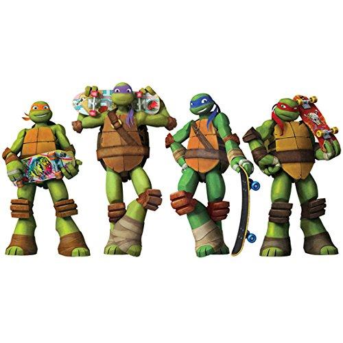 Teenage Mutant Ninja Turtles cartoon featuring Michaelangelo ...