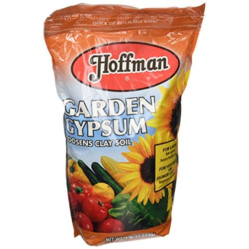 hoffman 17005 garden gypsum 5 pounds hot sale - Garden Gypsum
