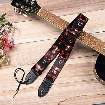DDV-US - 11 tipos de correas de guitarra eléctrica coloridas con ...