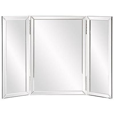 Howard Elliott 99003 Tripoli Trifold Vanity Mirror