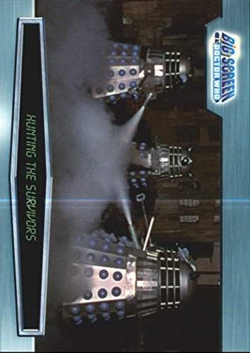 2003 Doctor Who Big Screen #71 Hunting the Survivors - NM-MT (71 Screens)
