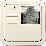 Suburban 6259ACW Polar White SW10 Flush Mount Water Heater Door