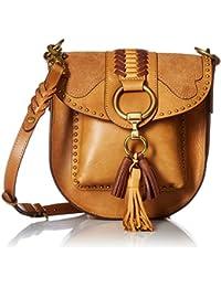 Ilana Western Saddle Crossbody Bag