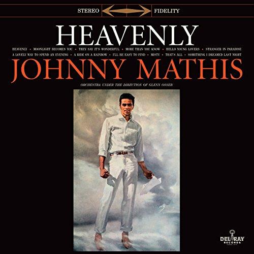 Vinilo : Johnny Mathis - Heavenly (LP Vinyl)