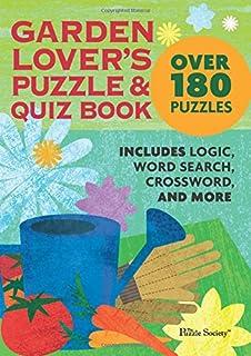 Trivia Puzzles Gardening Lovers Crossword Igloo Books Ltd