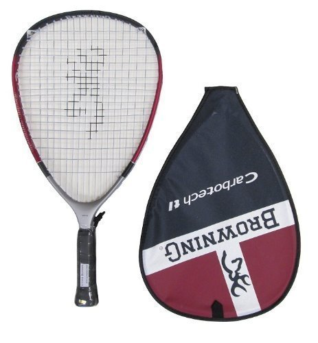 Browning CarboTech Ti Raqueta de raquetbol