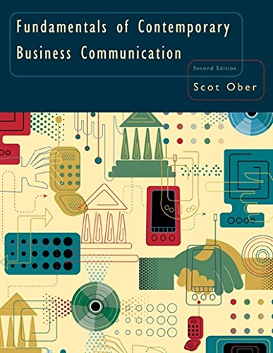 Fundamentals of Contemporary Business Communication (2nd Edition)